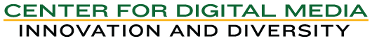 Center for Digital Media Innovation and Diversity Logo